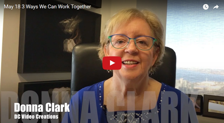 3 Ways We Can Work Together